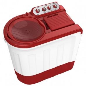 Whirlpool Ace Super Soak Red 7.5 kg Semi Automatic Washing Machine