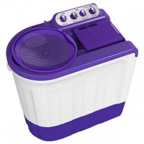 Whirlpool Ace Super Soak Purple 8 kg Semi Automatic Washing Machine