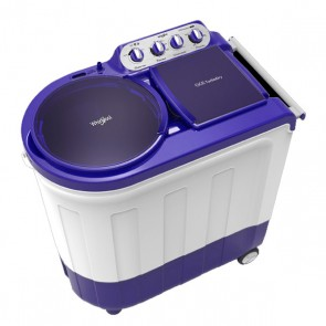 Whirlpool Ace Turbo Dry Coral Purple 8.5 kg Semi Automatic Washing Machine