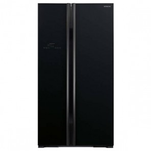 Hitachi R-S700PND2-GBK Inverter Refrigerator 659 L Glass Black (Side by Side 2 Door)