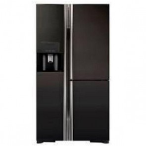Hitachi R-M700AGPND4X - DIA Inverter Refrigerator 651 L Diamond DIA - Water Dispenser with Filter (Side by Side 3 Door)