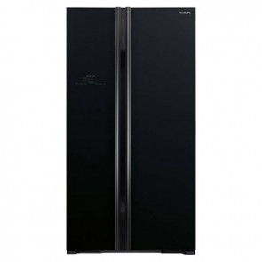 Hitachi R-S700 PND2-GBK Inverter Refrigerator 659 L Glass Black