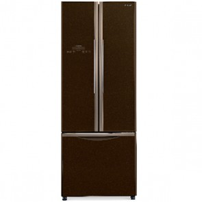 Hitachi R-WB480PND2-GBW Inverter Refrigerator 456 L Glass Brown