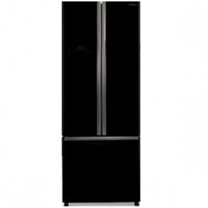 Hitachi R-WB560PND9 -GBK-FBF Inverter Refrigerator 511 L French Bottom Freezer Glass Black (3 Door)