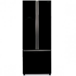 Hitachi R-WB550PND2-GBK Inverter Refrigerator 510 L Glass Black