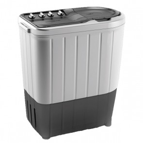 Whirlpool Superb Atom 70S-Grey 7 kg Semi Automatic Washing Machine