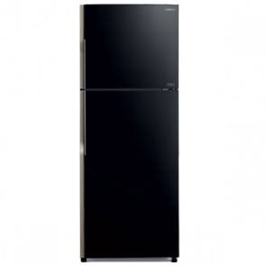 Hitachi R-VG440PND3-GBK 2 Star Inverter Refrigerator 415 L Glass Black
