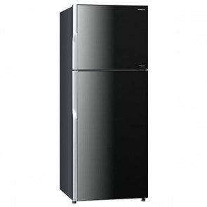 Hitachi R-VG440PND3-XGR 2 Star Inverter Refrigerator 415 L Glass Gradation Grey