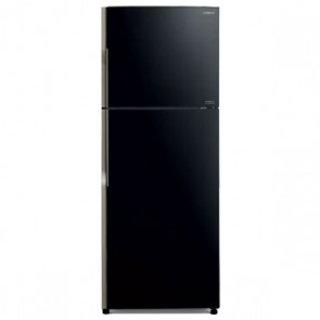 Hitachi R-VG470PND3-GBK 2 Star Inverter Refrigerator 451 L Glass Black