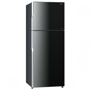 Hitachi R-VG470PND3-XGR 2 Star Inverter Refrigerator 451 L Glass Gradation Grey