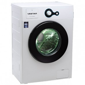 Vestar VWTFL60QBWW 6 kg Front Load Fully Automatic Washing Machine