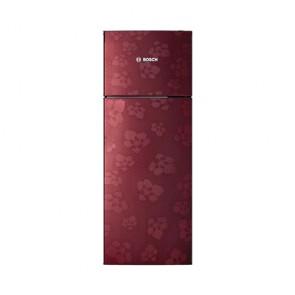 Bosch KDN30UV30I 3 Star Inverter Refrigerator 288L (Wine Red)