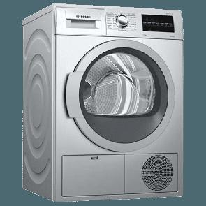 Bosch WTG86409IN 7 kg Condenser Dryer Silver