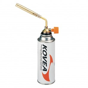 Brazing Torch Single Nozzle Soldering Gun with LPG Canister