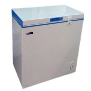 Blue Star Glass Top Deep Freezer 110 Litres GTOL110B