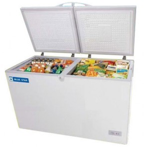 Blue Star Cooler cum Freezer 500 Litre, Cooling 144Ltr. Freezer 297Ltr. CHFK500A