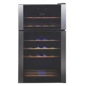 Carrier Midea MWCDD029WSE Wine Cooler