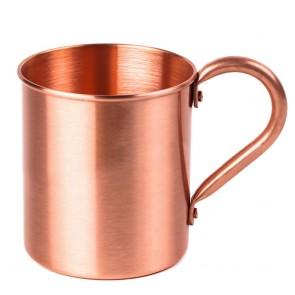 India Craft Copper Mug 500ml