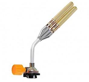 Brazing Torch Double Nozzle Soldering Gun