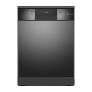Faber FFSD 6PR 12S BK Stand Alone 12 Place Settings Dishwasher (Black)