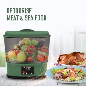 Faber FVP Oxypure Ozonizer Fruit & Vegetable Cleaner Seafoam