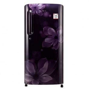 LG GL-B201APOX 190 Ltr DC Refrigerator Purple Dazzle