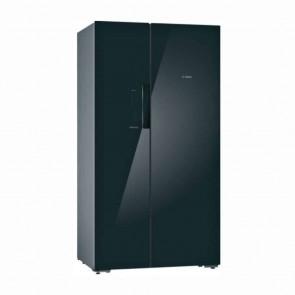 Bosch KAN92LB35I Inverter Refrigerator 655 L (Black Glass Door)