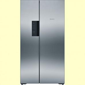 Bosch KAN92VI35I Inverter Refrigerator 658 L (Silver Door Finish)