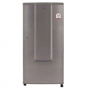LG GL-B181RDSU 185 Ltr DC Refrigerator Dazzle Steel