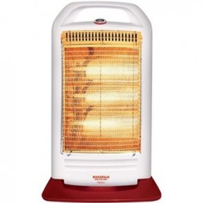Maharaja Whiteline Lava 1200 Watt Halogen Room Heater