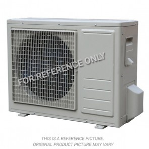 Skoda 2 Ton AC Outdoor Kit Copper Condenser
