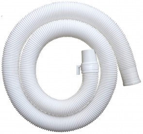 Oultet Drain Pipe 2 Meter Semi or Fully Auto Washing Machine Outlet Hose Pipe