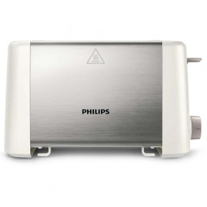 Philips HD4825 Pop Up Toaster 2 Slice 220V Stainless Steel