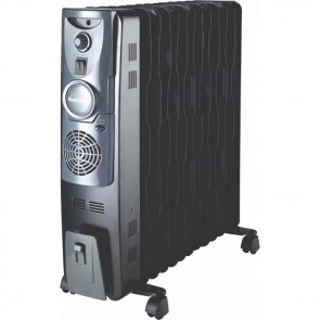 Sunflame SF-955 NF Oil Filled Radiator Heater (9 fins)