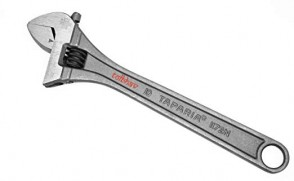 Taparia 1172-10/1172N-10 Adjustable Spanner 10 inch