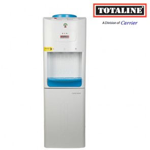 Totaline Water Dispenser Floor Standing With Cooling Cabinet 3 Taps