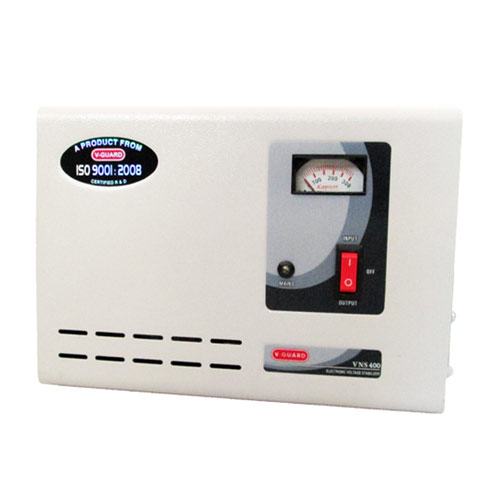 V-GUARD VG 400 4 KVA Digital Stabilizer (for AC Upto 1.5 Ton)