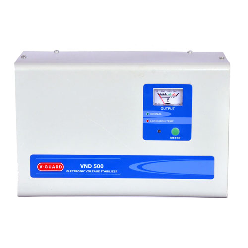 V-GUARD VND 500 5 KVA Digital Stabilizer (for AC Upto 2 Ton)