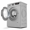 Bosch WLJ2046SIN 6 kg Front Load Fully Automatic Washing Machine (Platinum Silver)