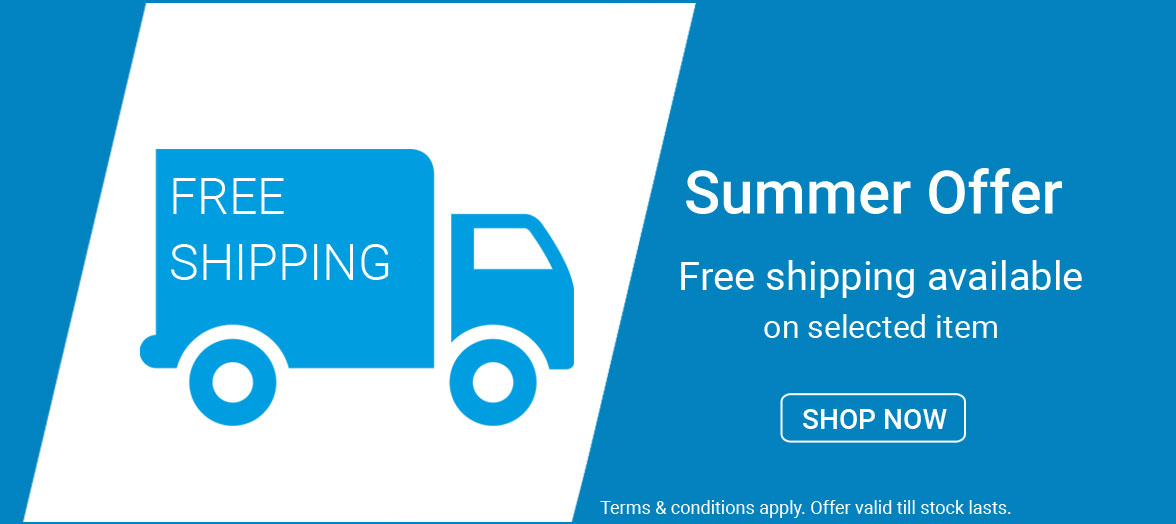 Free Shipping offer from Aldahome Appliances